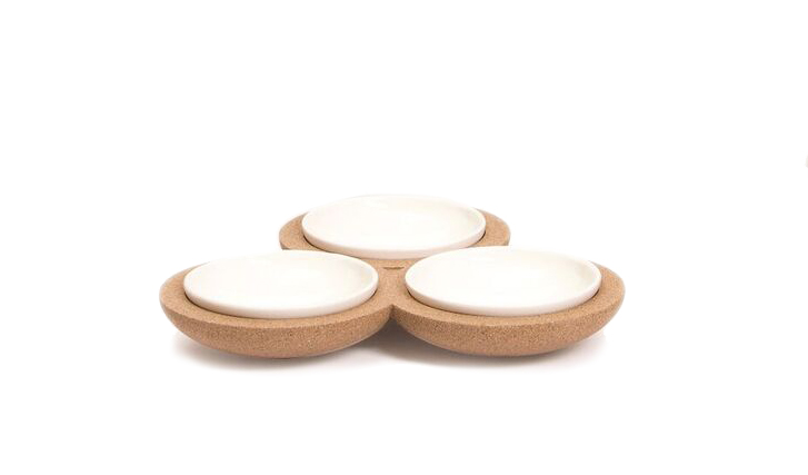 ceramic appetizers dishes