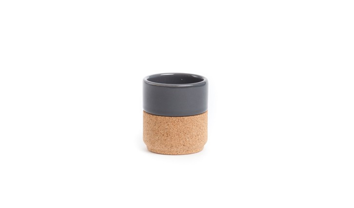 cork coffee cup